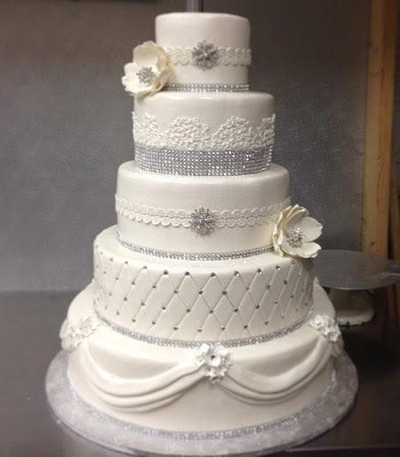 www.rahafun.com model keik aroosi 34 45 مدل کیک عروسی زیبا
