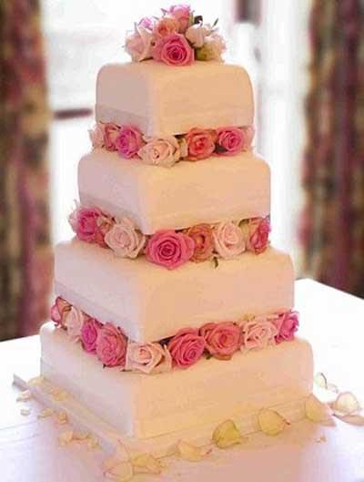 www.rahafun.com model keik aroosi 37 45 مدل کیک عروسی زیبا