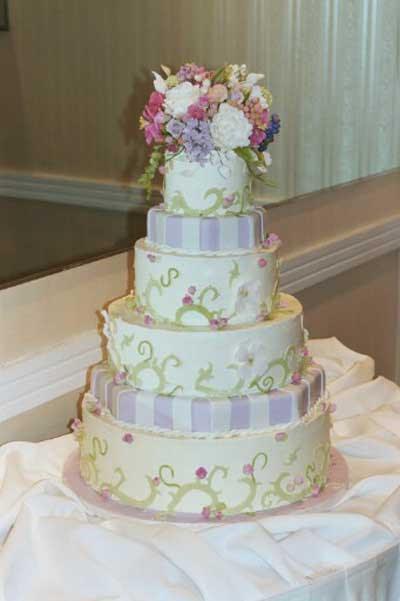 www.rahafun.com model keik aroosi 4 45 مدل کیک عروسی زیبا