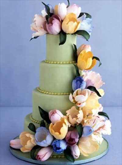 www.rahafun.com model keik aroosi 42 45 مدل کیک عروسی زیبا