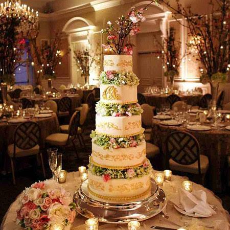 www.rahafun.com model keik aroosi 44 45 مدل کیک عروسی زیبا