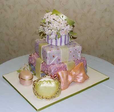 www.rahafun.com model keik aroosi 6 45 مدل کیک عروسی زیبا