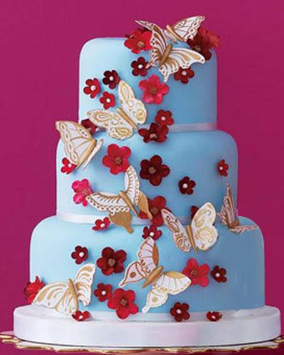 www.rahafun.com model keik aroosi 7 45 مدل کیک عروسی زیبا