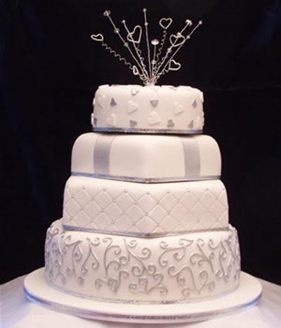 www.rahafun.com model keik aroosi 8 45 مدل کیک عروسی زیبا