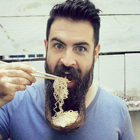 www.rahafun.com mr incredibeard beard styles 8 مدل های عجیب ریش این مرد را دیده اید؟
