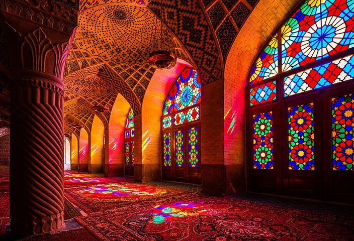 عکس های زیبا از طراحی مساجد
