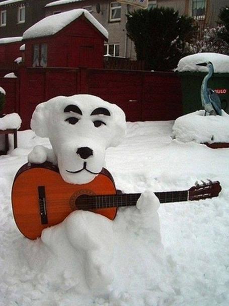 www.rahafun.com pic SNOWMAN 20 عکس های زیبا آدم برفی