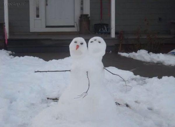 www.rahafun.com pic SNOWMAN 31 عکس های زیبا آدم برفی