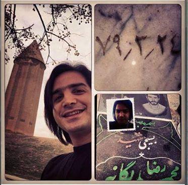 عکس های فیس بوک محسن یگانه