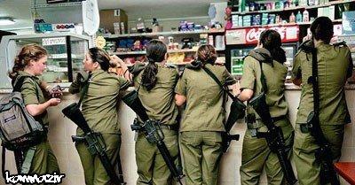 سربازی دخترها