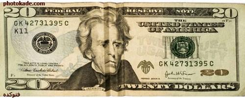عکسهای نکته های جالب در طراحی چهر در دلار