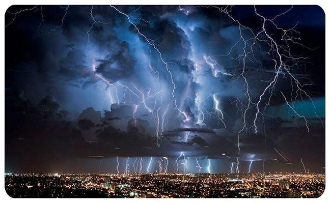 تصاویر واقعی خشم طبیعت