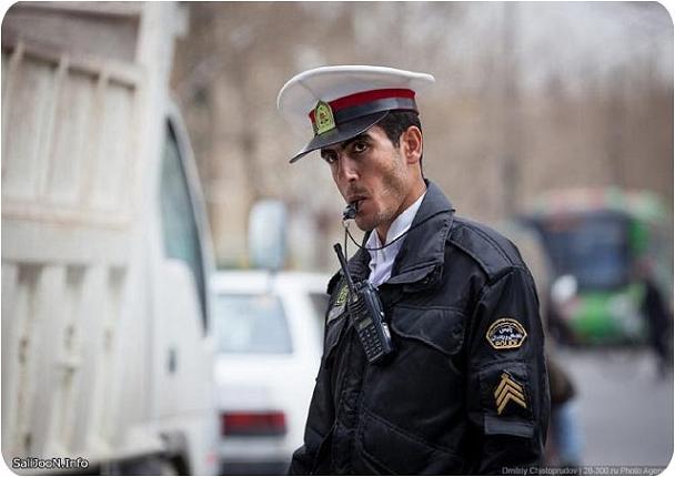 تصاویر رانندگی مردم ایران از نگاه یک جهانگرد