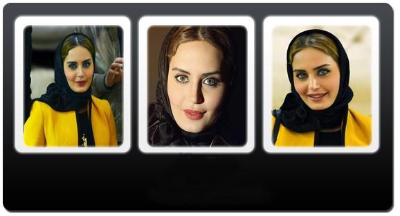 7 عکس الناز شاکردوست در شیراز