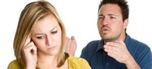 دعواهای زن و شوهری و راه حل آن