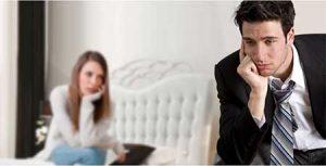 به چه علت میل جنسی همسرم کاهش یافته است