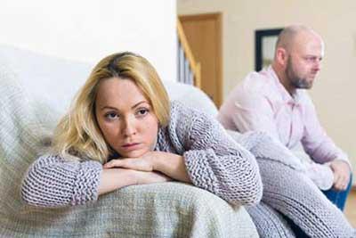 ترس زنان از رابطه جنسی